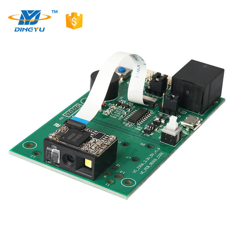 Embedded OEM 2d Barcode Module USB TTL High Performance Barcode Scanner