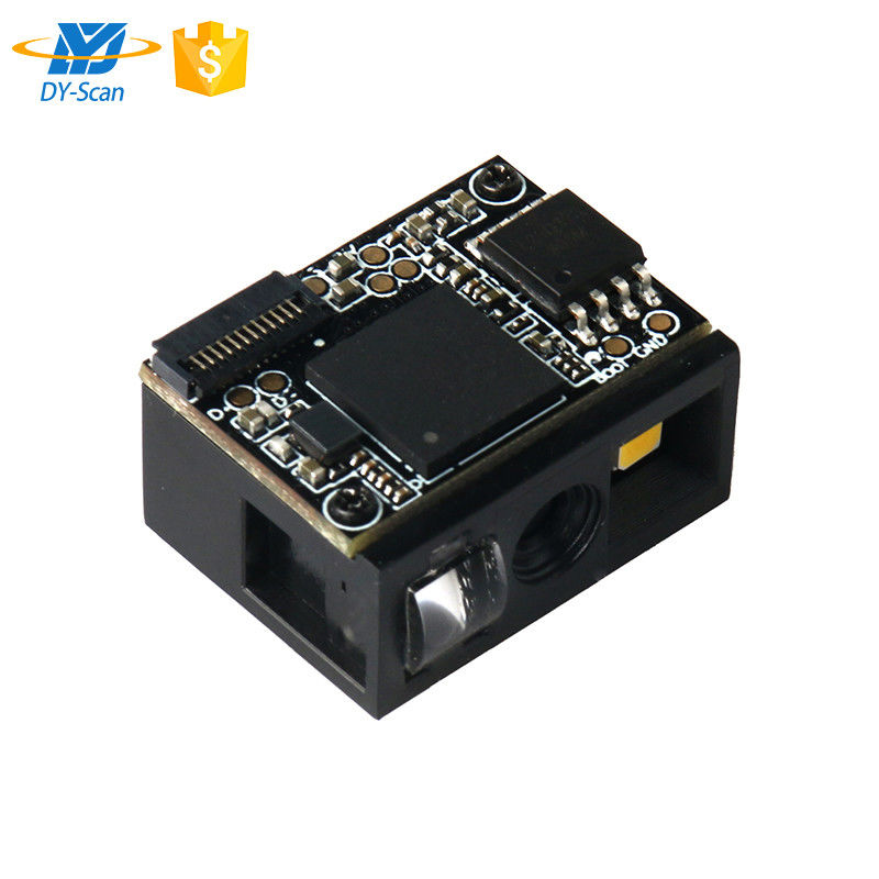 Quick 2D CMOS Barcode Scanner Module 25CM/S Decoding Speed 640*480 Resolution