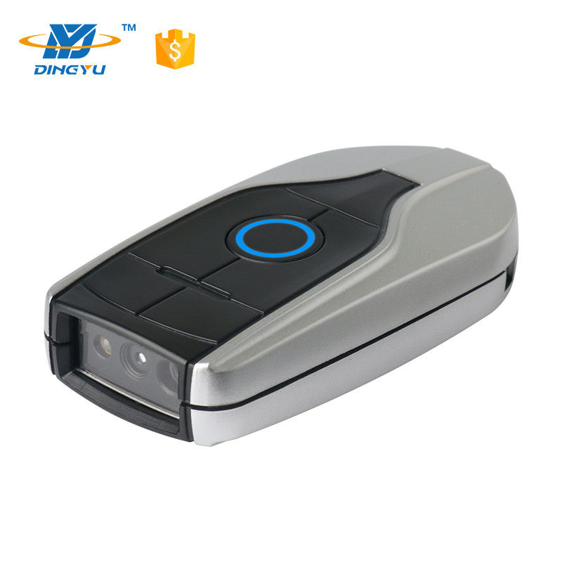 Portable Bluetooth 450mAh CMOS Wireless 2D Scanner